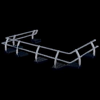 Balustradă mobilă grea