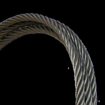 Cablu inoxidabil 6mm, 8mm