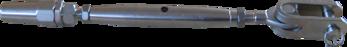 Element de capăt la cablul inoxidabil, extensibil